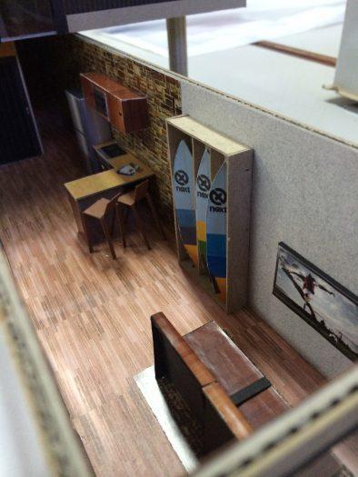 ICD Instituto Creativo Digital alumno RICARDO QUEVEDO Diseño Interior, Centro de Diseño Digital