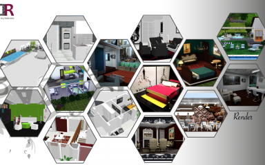 Diseño Interior, Centro de Diseño Digital