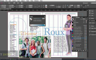 Curso de indesign instituto creativo digital