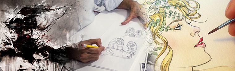 ilustracion centro de diseño digital