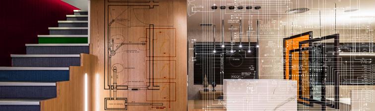 Instalaciones en Diseño Interior