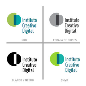 instituto creativo digital logos etapas